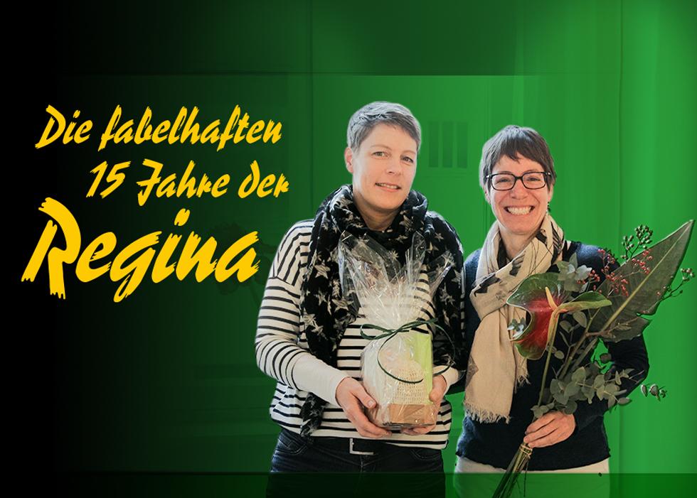 """News Jubiläum """"Danke für 15 Jahre"""""""