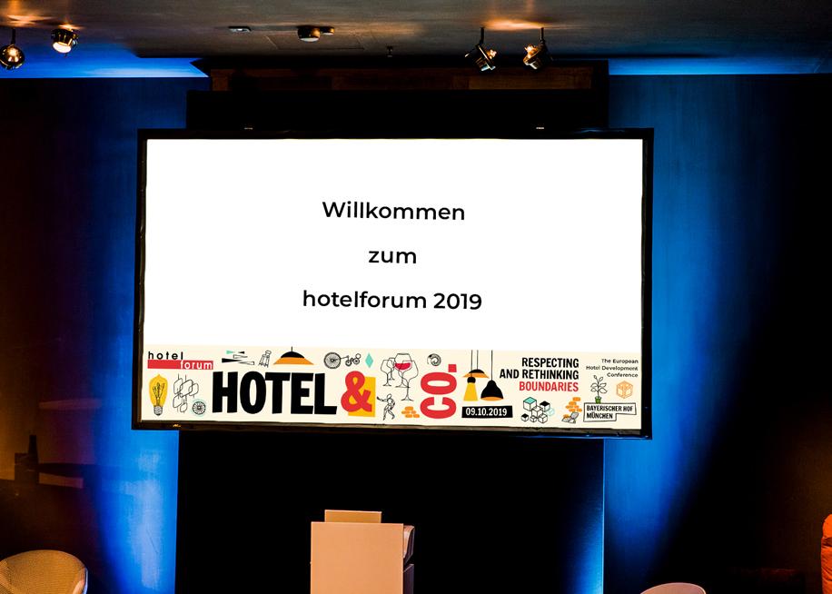 referenzen hotelforum presentation