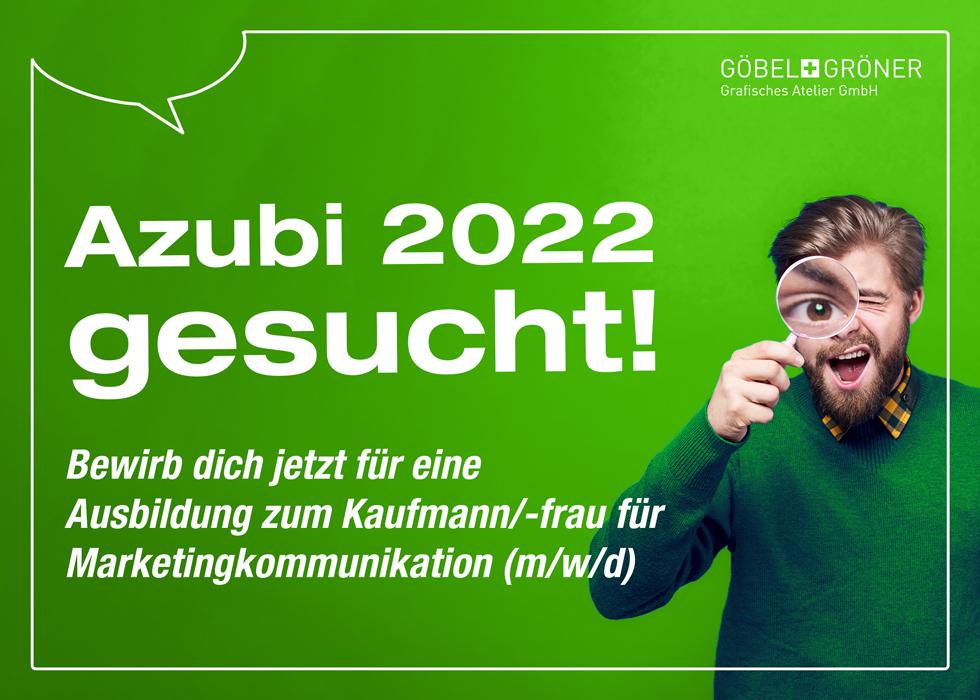 Göbel+Gröner sucht Azubi Kaufmann/-frau für Marketingkommunikation (m/w/d)